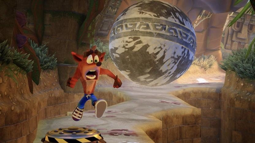 Crash Bandicoot N. Sane Trilogy muestra un gampelay en 4K