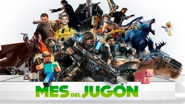 Xbox: Compra un bundle de Xbox One S y llévate un juego adicional por 19,99 euros más