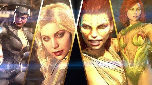 Injustice 2 confirma el fichaje de dos nuevos personajes