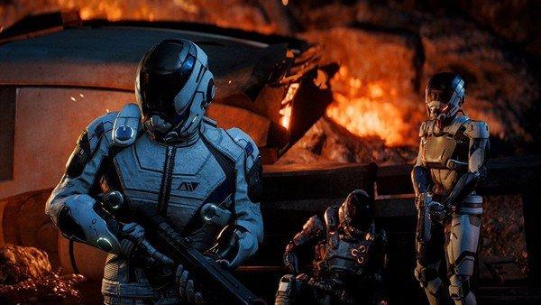 Mass Effect: Andromeda muestra nuevas imágenes