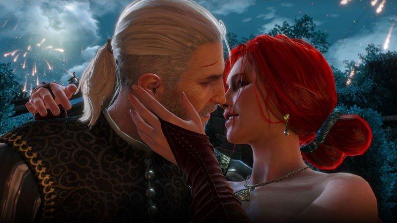 The Witcher 3: Un jugador arruina su partida por culpa de sus frustraciones amorosas