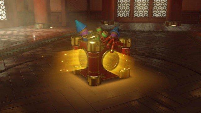 Overwatch se enfrenta a otra polémica por las cajas de botín