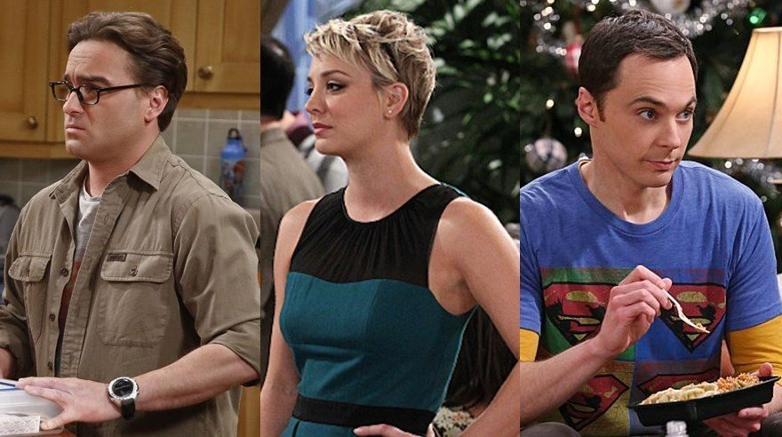 The Big Bang Theory: Así han cambiado sus actores en diez temporadas