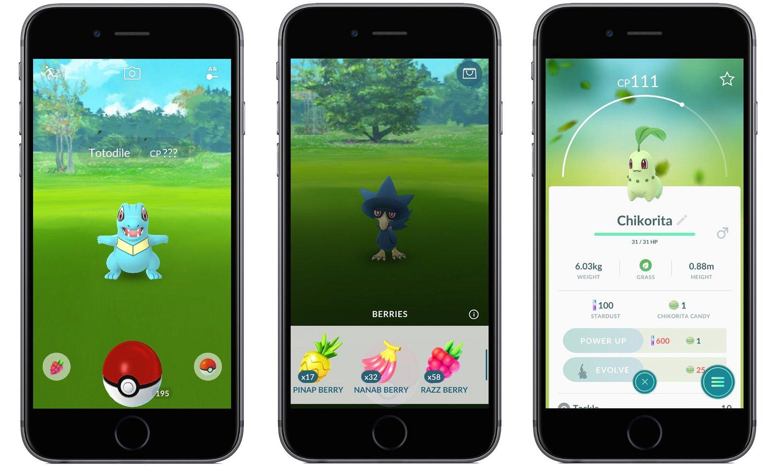 Pokémon GO añadirá 80 nuevos Pokémon esta semana