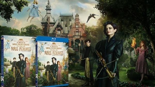 El Hogar de Miss Peregrine Para Niños Peculiares: Análisis de la edición en Blu-ray