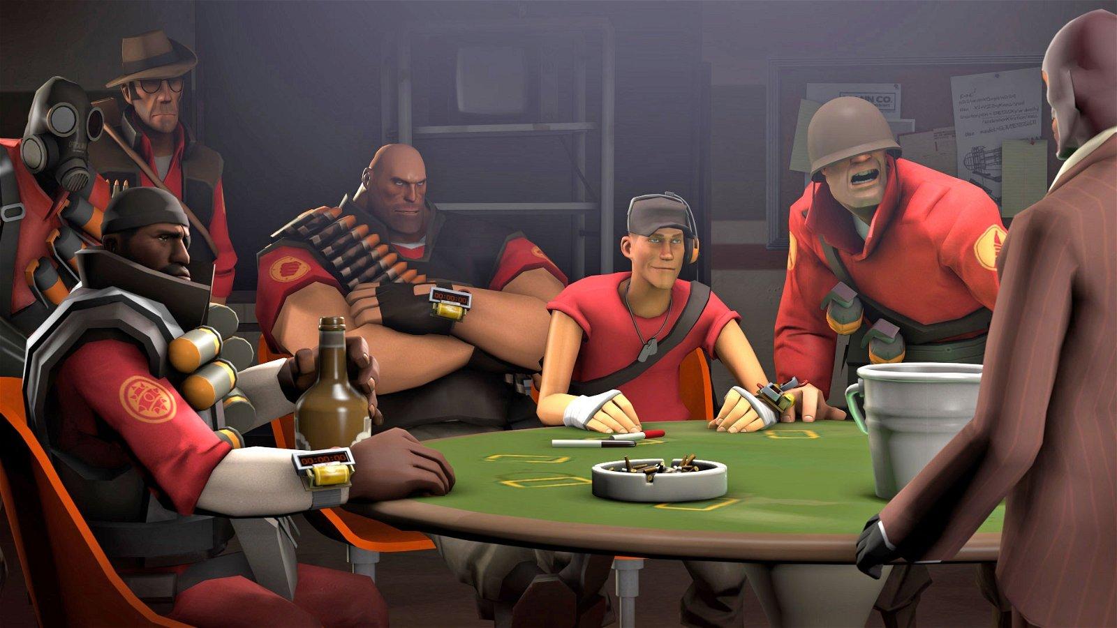 Valve corrige un bug de Team Fortress 2 que llevaba diez años en el juego