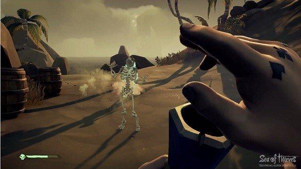 Sea of Thieves desvela varios detalles del videojuego en su nuevo vídeo