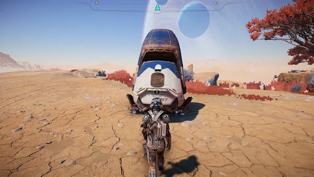 Mass Effect: Andromeda comparte un nuevo gameplay centrado en el combate