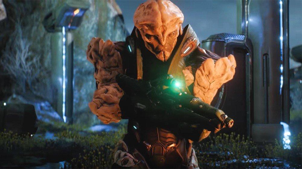 Mass Effect: Andromeda no cobrará por futuros mapas multijugador