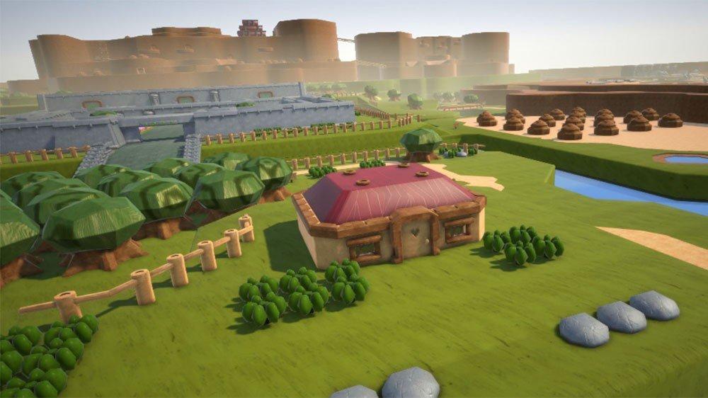 The Legend of Zelda: A Link to the Past ve recreado su mapa para la realidad virtual