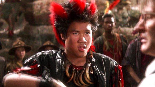 Hook: El actor que interpretó a Rufio prepara un spin-off del personaje