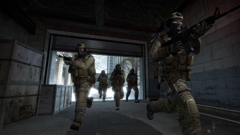 Counter-Strike está siendo atacado por bots