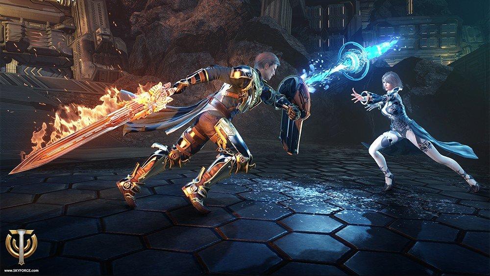 PlayStation 4: Así es Skyforge, su nuevo juego gratuito