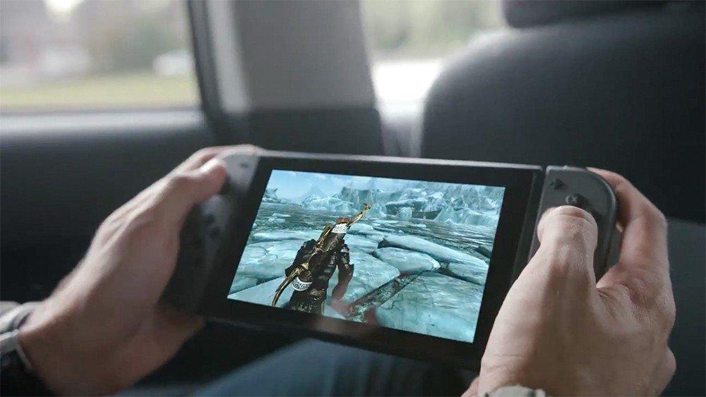 Nintendo Switch: Los datos guardados solo podrán almacenarse en la memoria interna