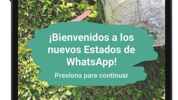WhatsApp comienza a implementar sus nuevos estados