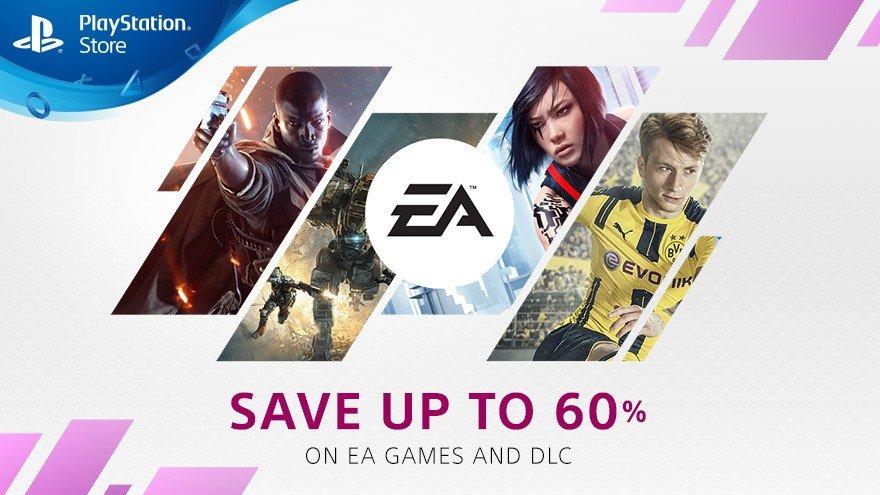 PlayStation Store recibe una nueva oleada de ofertas de hasta el 60%
