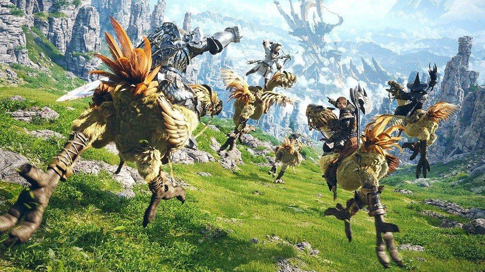 Final Fantasy establece tres nuevos récords Guinness