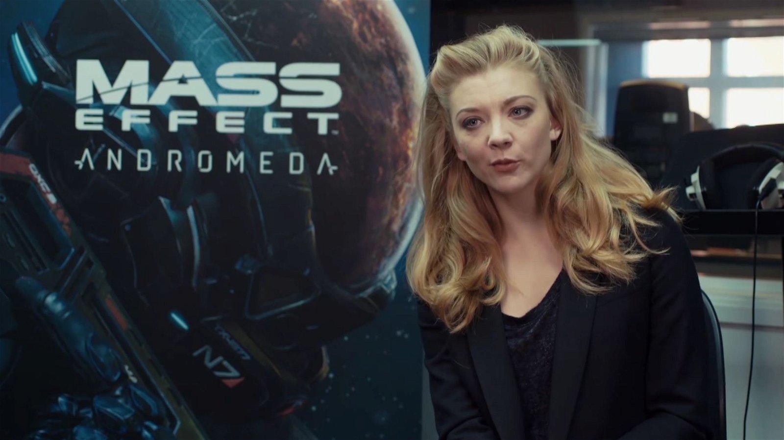 Mass Effect: Andromeda: Natalie Dormer, de Juego de Tronos, dará su voz al videojuego
