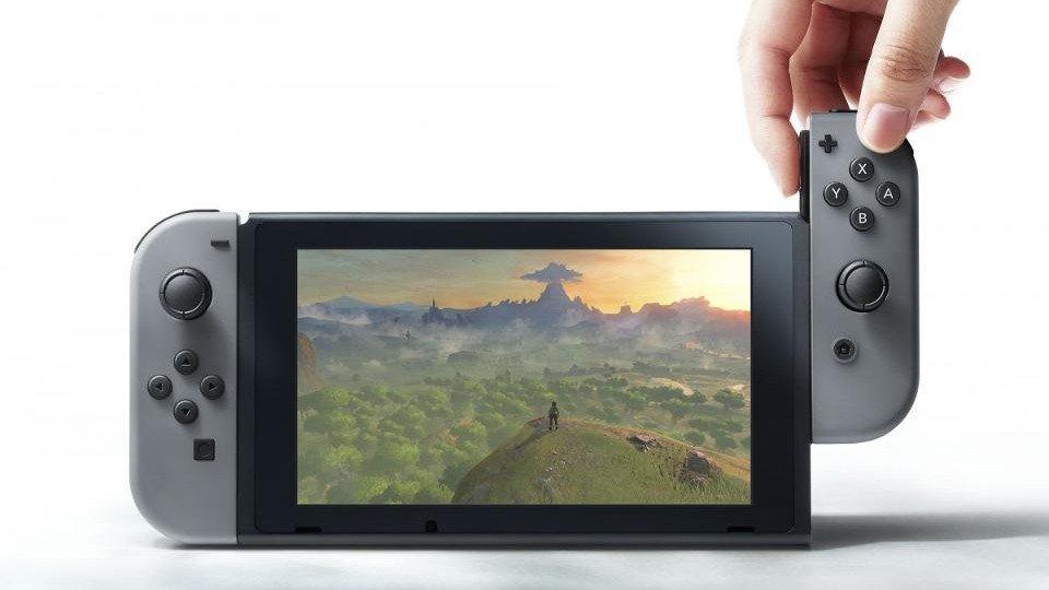 Nintendo Switch: Comprueban la duración de la batería en The Legend of Zelda: Breath of the Wild