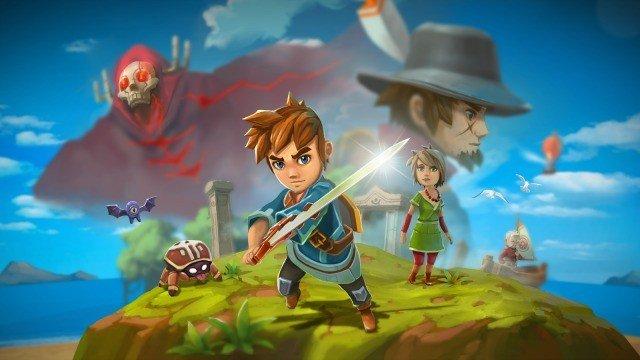 Oceanhorn: La demo ya está disponible para Xbox One