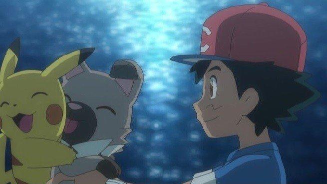 Pokémon: Ash consigue una nueva criatura en el anime de Sol y Luna