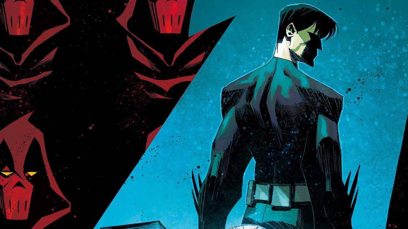 Batman Beyond rinde homenaje a una mítica muerte de DC