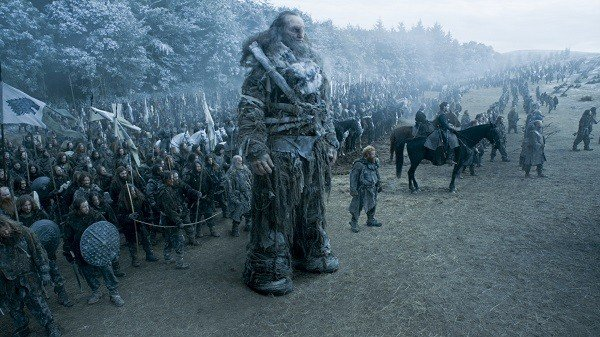 Juego de Tronos: Adiós a Neil Fingleton, actor que dio vida al gigante Mag