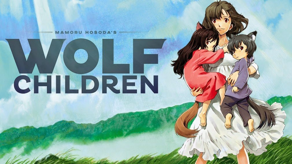 No Solo Gaming: Wolf Children