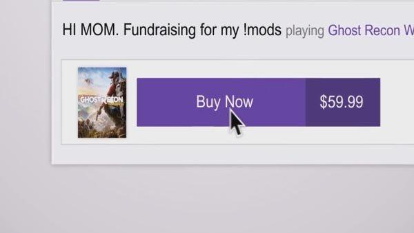 Twitch comenzará a vender juegos en primavera
