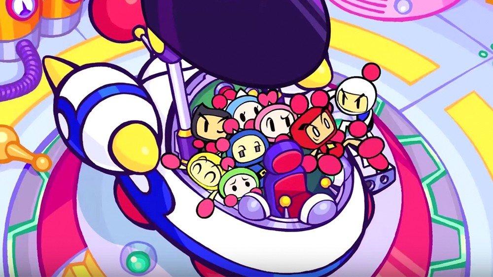 Super Bomberman R se muestra en un nuevo y extenso avance