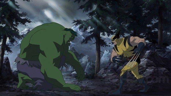Marvel desvela una imagen inédita del híbrido entre Hulk y Lobezno