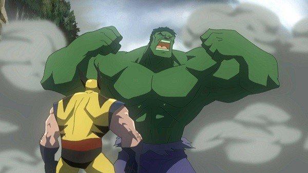 Marvel enseña al mundo un híbrido entre Lobezno y Hulk