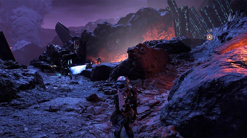 Mass Effect: Andromeda se muestra en un extenso gameplay