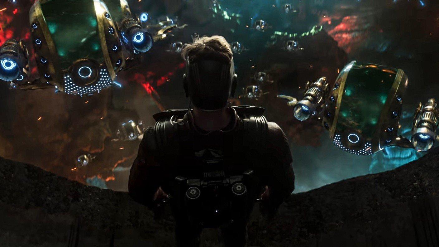 Guardianes de la Galaxia 2 presenta un nuevo tráiler cargado de acción