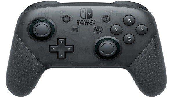 Nintendo Switch: Su mando Pro también funciona en PC