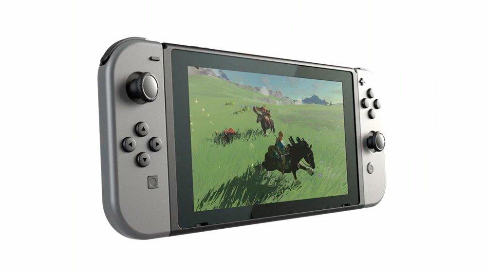 Nintendo Switch permite archivar los videojuegos para liberar espacio en la memoria interna