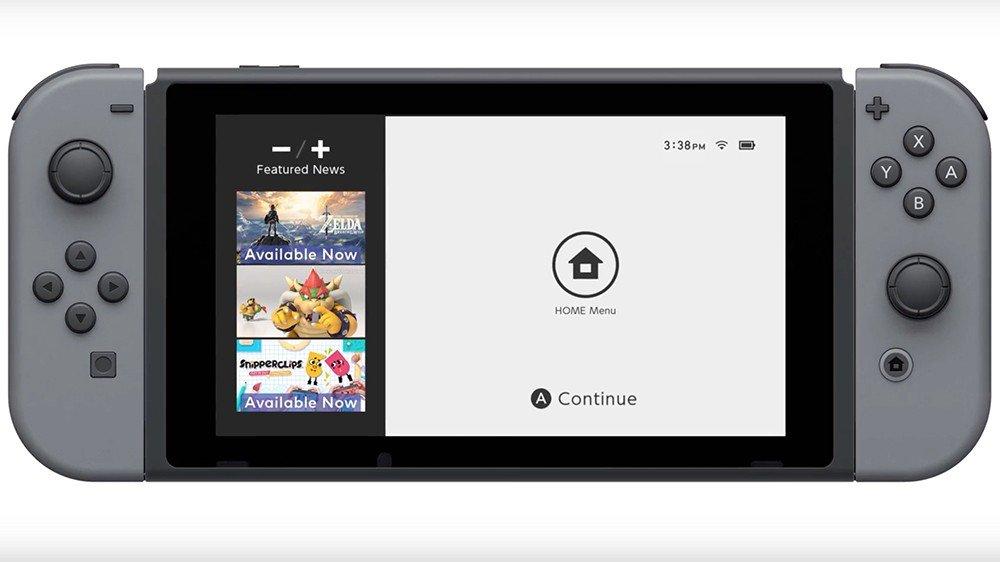Nintendo Switch permite descargar los videojuegos más rápidamente