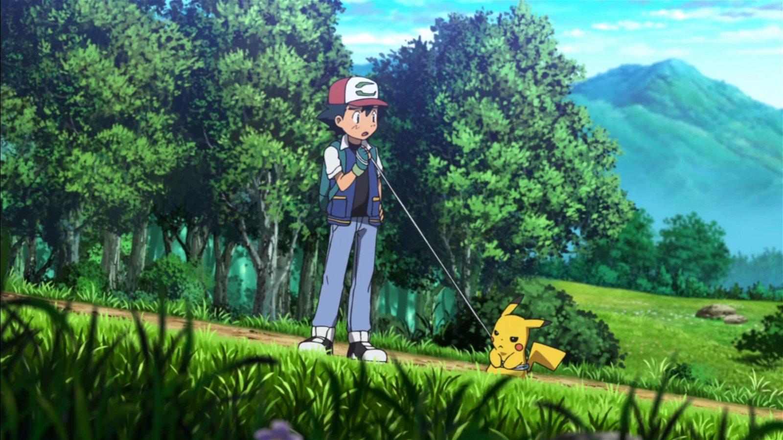 Pokémon presenta el primer tráiler de su nueva película, I Choose You