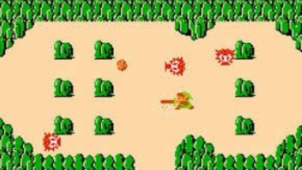 The Legend of Zelda: Breath of the Wild empezó como un prototipo de 8 bits