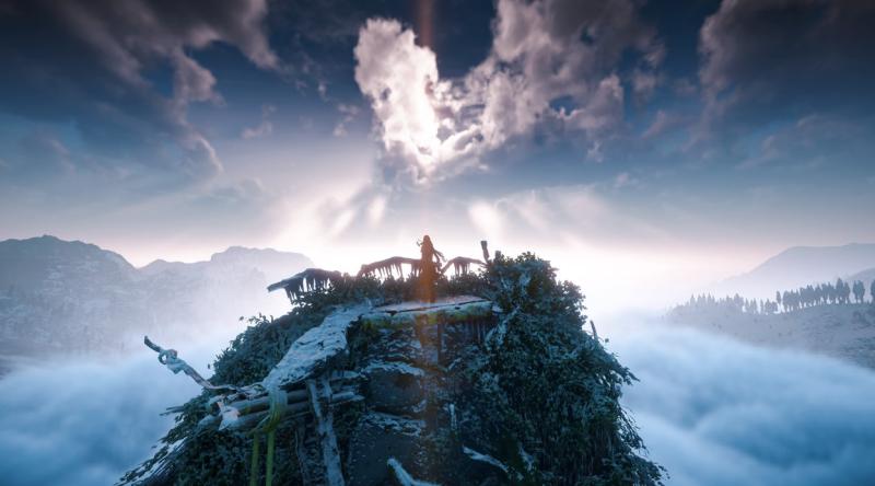 Horizon: Zero Dawn está dejando auténticas obras de arte con su Modo Foto