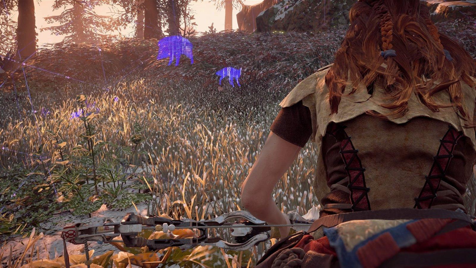 Horizon: Zero Dawn recibe una preciosa felicitación de CD Projekt