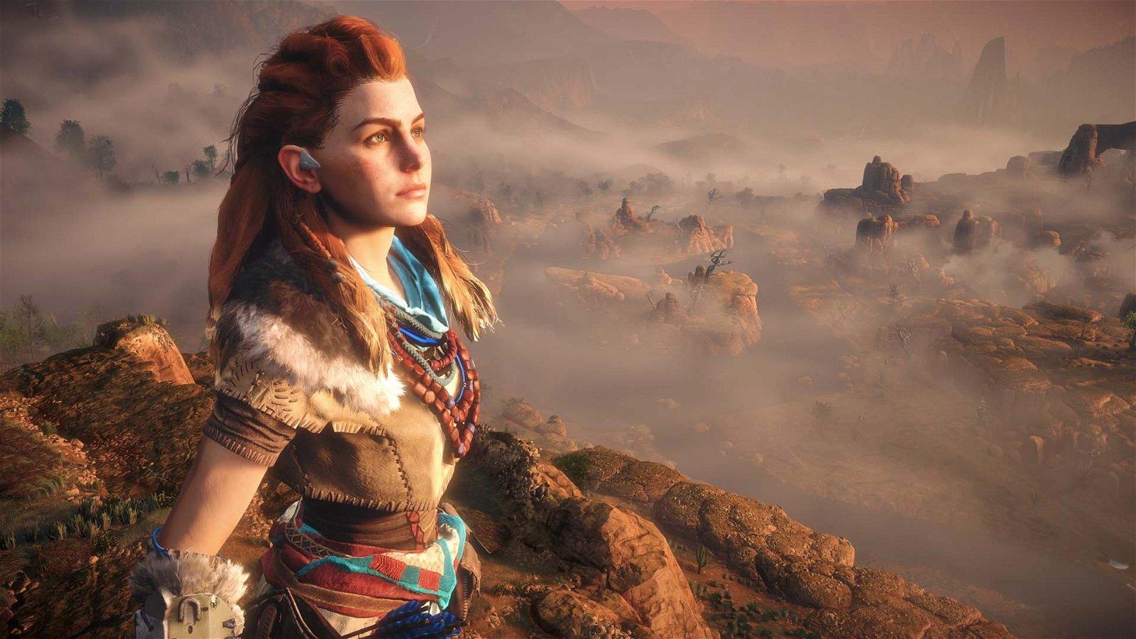Horizon: Zero Dawn se impone a Zelda: Breath of the Wild en el Reino Unido