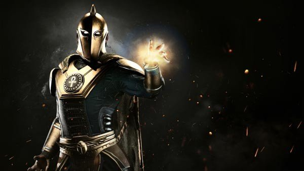 Injustice 2 presenta a Doctor Fate como personaje