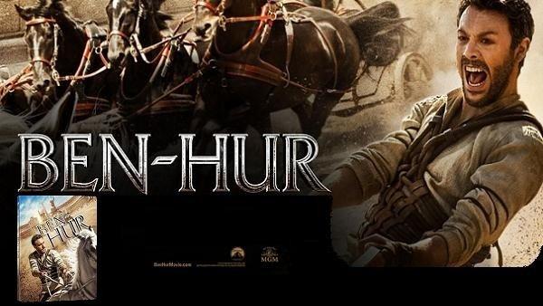 Ben-Hur: Análisis de la edición en Blu-ray steelbook