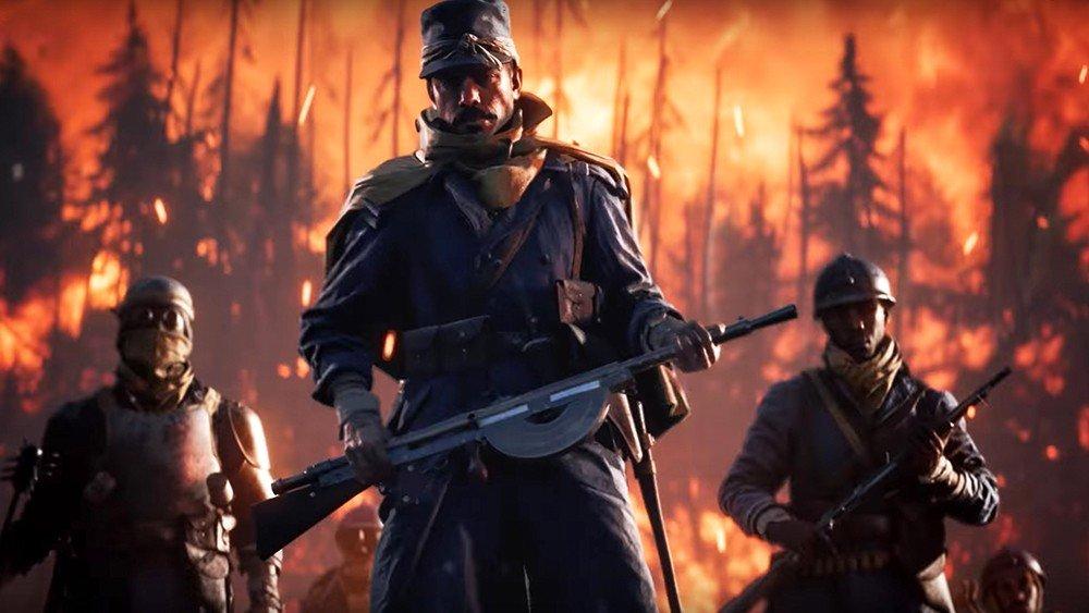 Battlefield 1 anuncia un nuevo sistema de actualizaciones mensuales