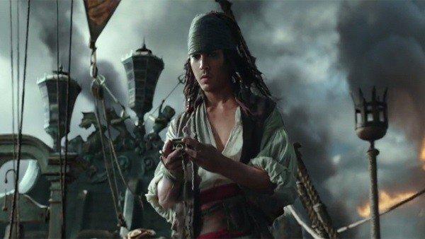 El pequeño secreto que se ha descubierto sobre el joven Jack Sparrow en Piratas del Caribe