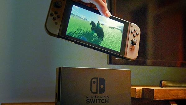 Nintendo retira el dock de Switch de su tienda oficial