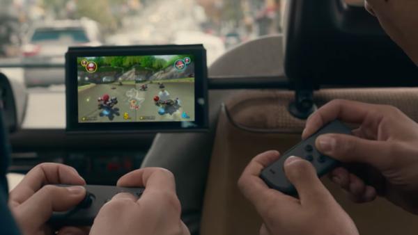 Nintendo planea vender más de una Switch a cada núcleo familiar