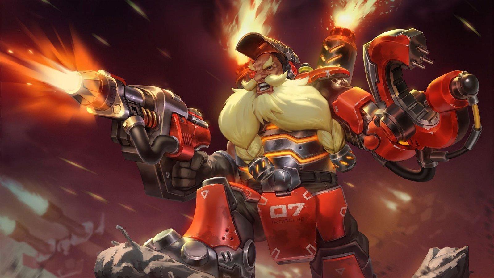 Overwatch: Las continuas actualizaciones están afectando al rendimiento de los jugadores profesionales
