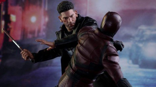 The Punisher tendrá su propia figura Hot Toys